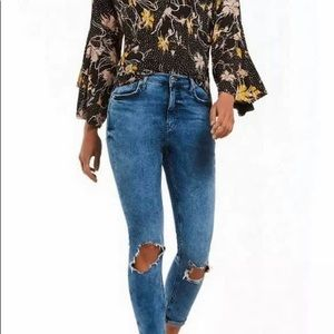 Free People Tops - NWT Free People Last Time Top Sz Large
